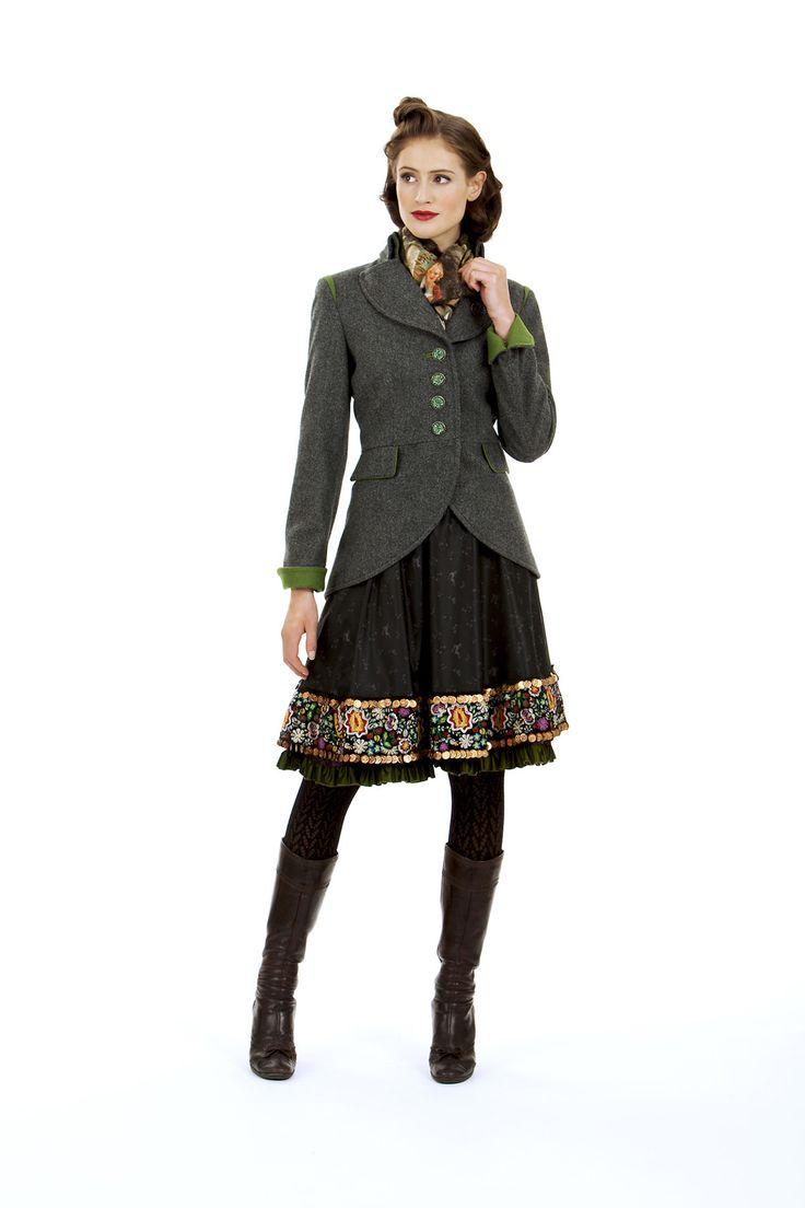 Lola Paltinger 2013 jacket and skirt