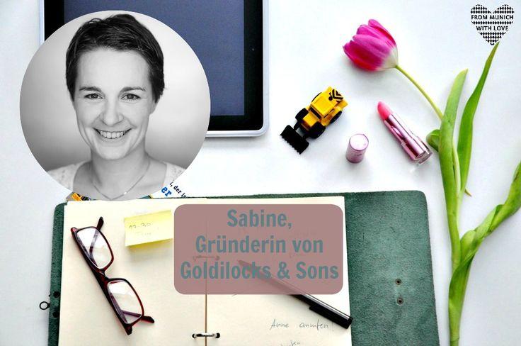 Sabine Harfmann, Gründerin von Goldilocks & Sons