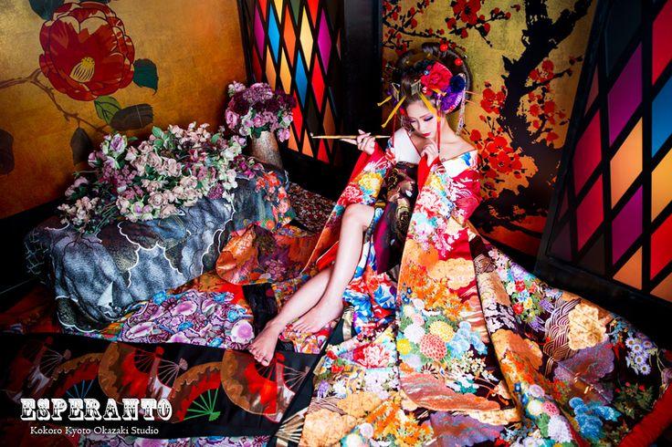 花魁体験-京都最大規模の花魁スタジオESPERANTO