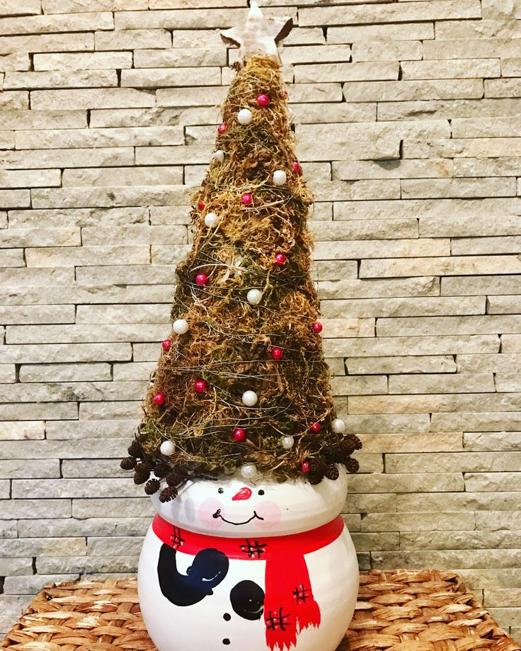 #snowman #handmade #christmas #display bu Atelier Floristic Aleksandra concept Alexandra Crisan