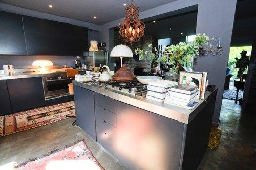 Best Abigail Ahern Google Search Eclectic Kitchen Kitchen 400 x 300