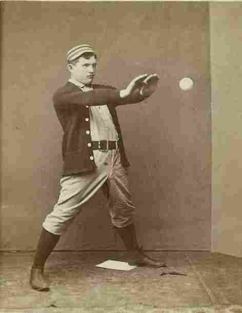 Baseball was a popular early American sport
