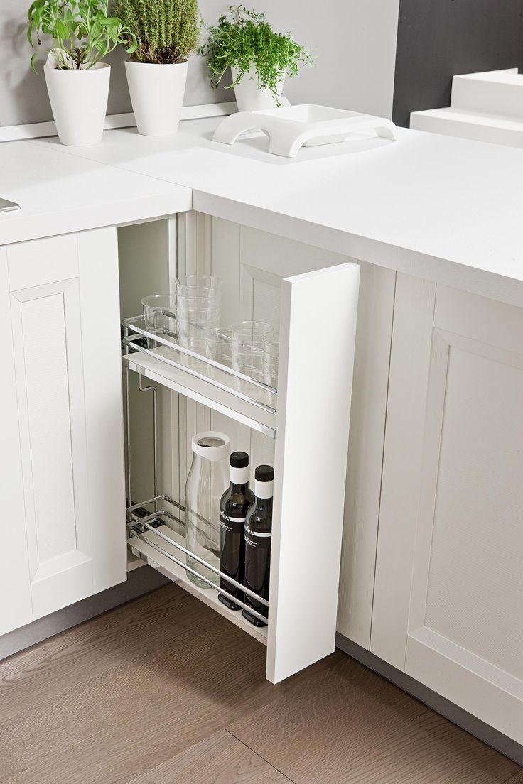 Vibo Pull Out Kitchen Bottle Rack