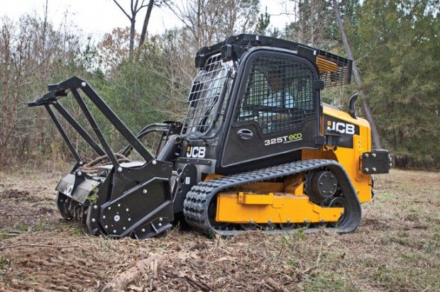 Up-and-coming skid steer attachments