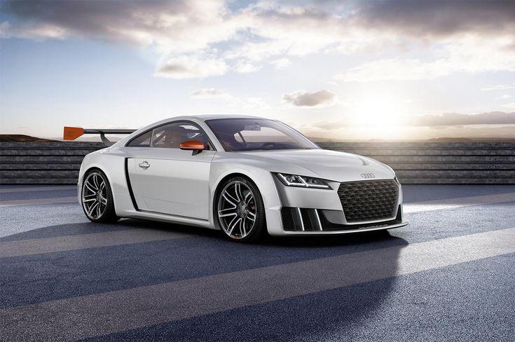 La Casa di Ingolstadt porta al debutto al Wörthersee 2015 l'Audi TT Clubsport turbo concept, dotata di turbo elettrico e capace di 600 CV di potenza