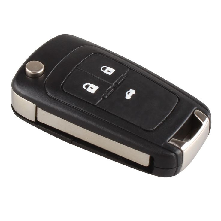 3 Buttons Replacement Remote Car Key Fob ID46 315mhz Fit