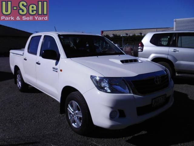2015 Toyota Hilux TD D/C for sale | $29,990 | https://www.u-sell.co.nz/main/browse/28493-2015-toyota-hilux-td-d-c-for-sale.html | U-Sell | Park & Sell Yard | Used Cars | 797 Te Rapa Rd, Hamilton, New Zealand