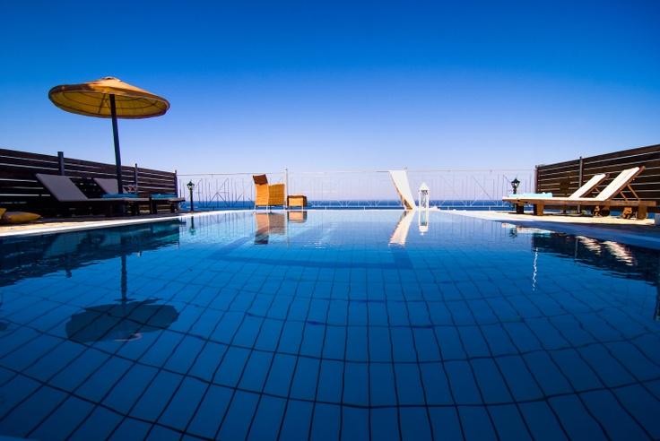 Pool area.. www.emerald-villas.gr