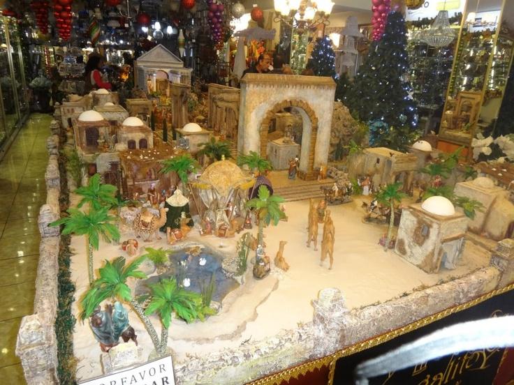 A realistic Fontanini display from our retailer customer El Regalito y Punto in Lima, Peru. #Fontanini