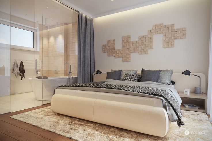 Spálňa s vlastnou kúpeľňou