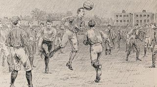 History of Football which is begin by England in 1863. | Sports Fever Live