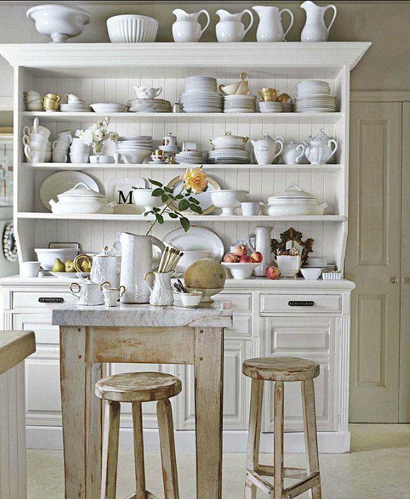 French Kitchen Dresser: 485 Best Farmhouse Kitchen Images On Pinterest