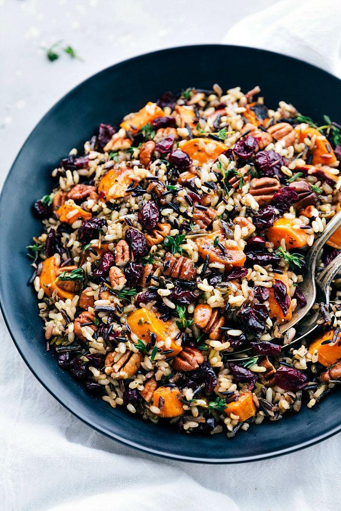 традиционное дикий рис рецепты фото рулона