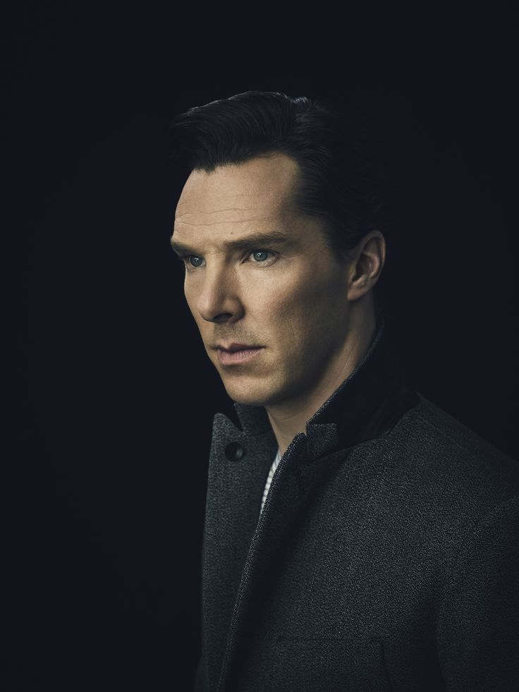 Benedict Cumberbatch by Jason Bell