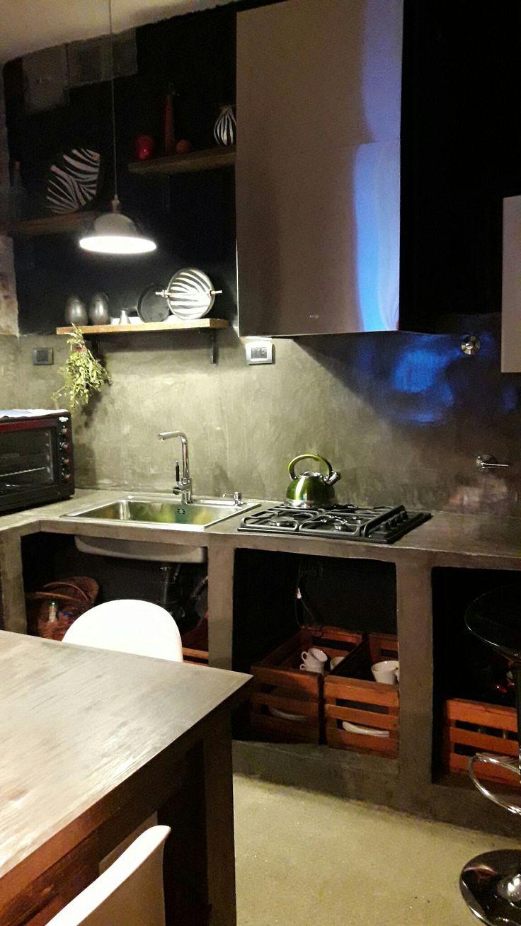 2644 Best Cocinas Rusticas Images On Pinterest Balcony Board  # Muebles Relleno Solana