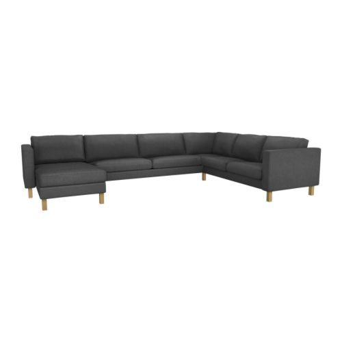 KARLSTAD Corner sofa 2+3/3+2 and chaise IKEA A range of coordinated covers makes it easy for you to give your furniture a new look.