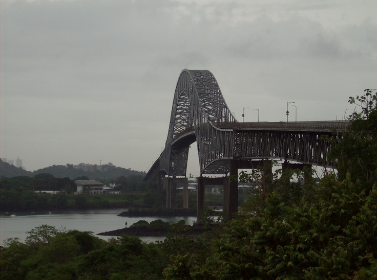Bridge of the Americas...visit here by earning at Compumatrix