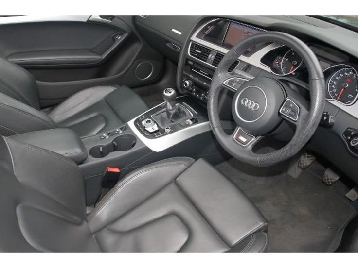 Audi A5 Cabriolet 2.0 TDI (177ps) Special Edition