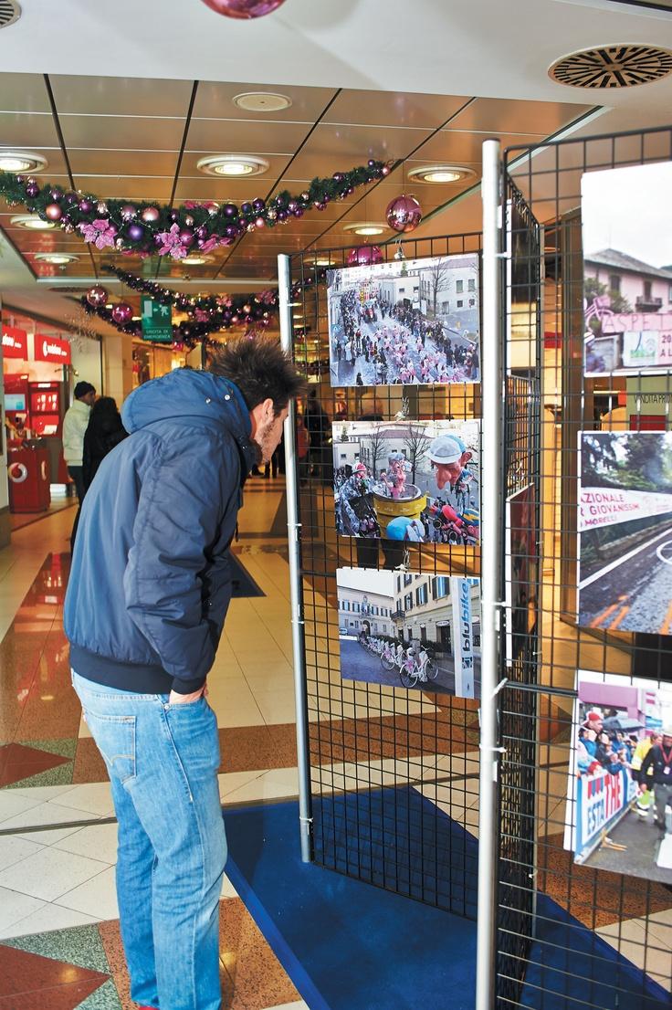 Inaugurazione Mostra Fotografica Centro Commerciale Meridiana Lecco dal 6 al 24 dicembre