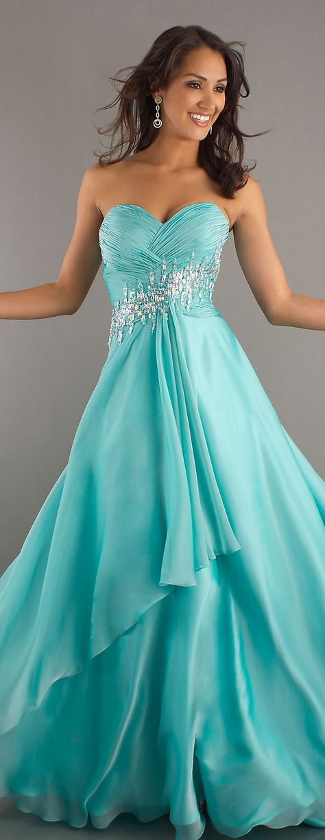 Strapless Sweetheart Dress. So CUTE. I LOVE IT SO MUCH!!!!!!!!!!!