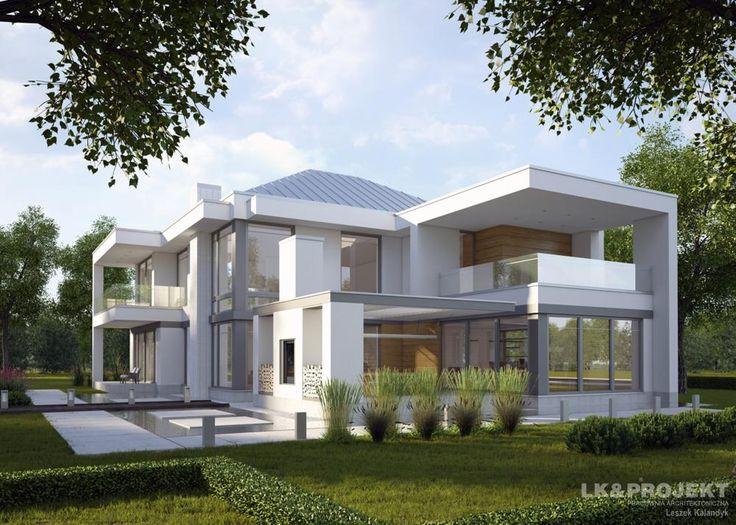 Projekty domów LK Projekt LK&1231 zdjęcie 8