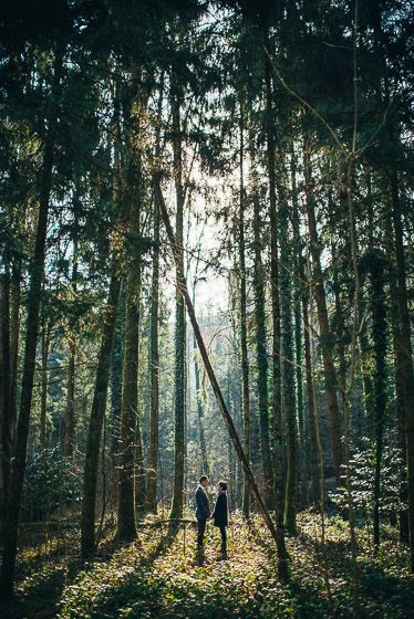 Moody Couples Portraits by Stefan Hellberg - Beautiful Portraits // Belovely You