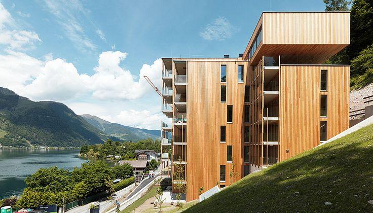 subtilitas:  Henke & Schreieck - Bellevue hotel,Zell am See 2015.