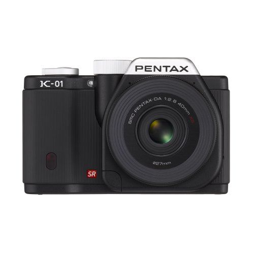 Pentax K-01 16MP APS-C CMOS Compact System Camera Kit with DA 40mm Lens (Black) Unknown,http://www.amazon.com/dp/B00740MR78/ref=cm_sw_r_pi_dp_Vqn1sb11PAQVC5Y8