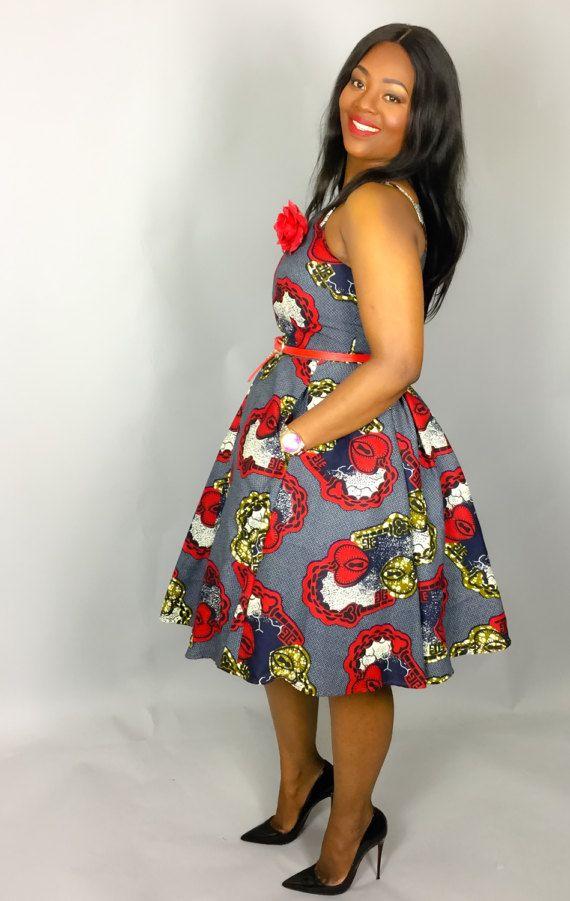 Verkauf: neu IN afrikanische Kleidung Vintage von Nasbstitches