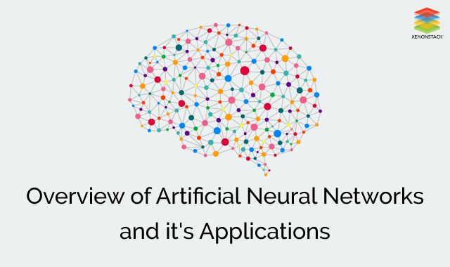 Overview of Artificial Neural Networks and its Applications https://www.xenonstack.com/blog/overview-of-artificial-neural-networks-and-its-applications?utm_campaign=crowdfire&utm_content=crowdfire&utm_medium=social&utm_source=pinterest #AI #MachineLearning #DeepLearning #ML