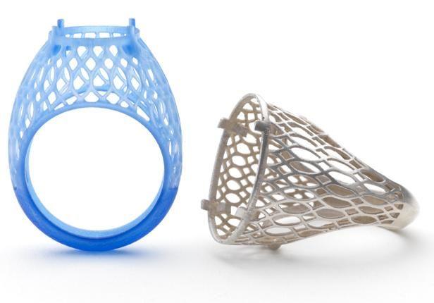 Wax Jewelry Model