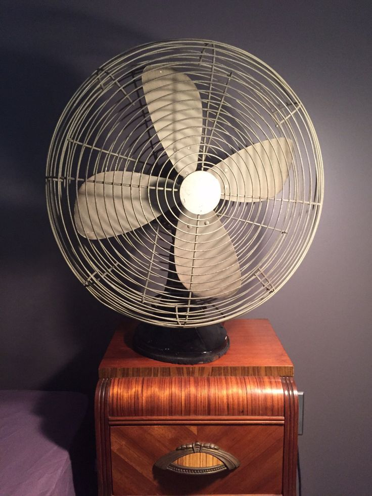 Vintage / Industrial Robbins and Myers Fan by VintageVixens1 on Etsy