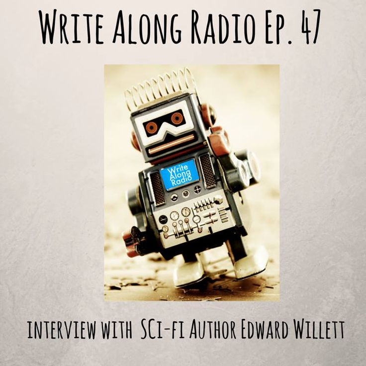Recorded live at Can Con, this week's episode of Write Along Radio features an interview with con Guest of Honour, Edward Willett. Listen now! http://writealongradio.com/2015/11/edward-willett/