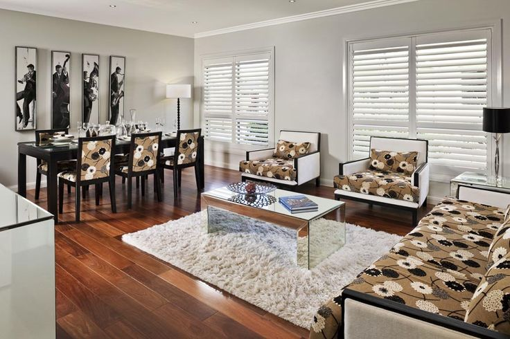 Affinity with Contemporary Façade on display at Warwick Farm