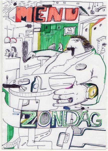 Cafe Zondag | sandwiches, paninis, salades, tapas & gezellige feestjes