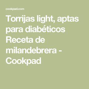 Torrijas light, aptas para diabéticos Receta de milandebrera - Cookpad