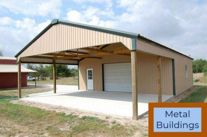 Steel Buildings For Rvs Your Questions Answered And Shop House