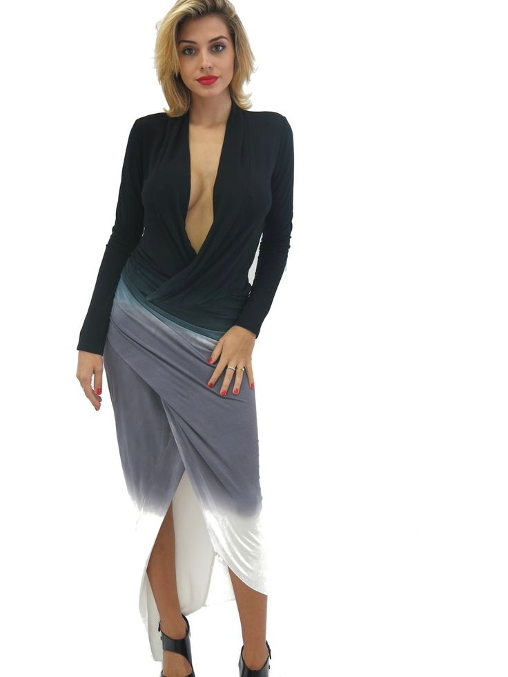 boutique flirt - Young Fabulous and Broke Brielle Maxi Dress Black Ombre, $284.00 (http://www.boutiqueflirt.com/young-fabulous-and-broke-brielle-maxi-dress-black-ombre/)