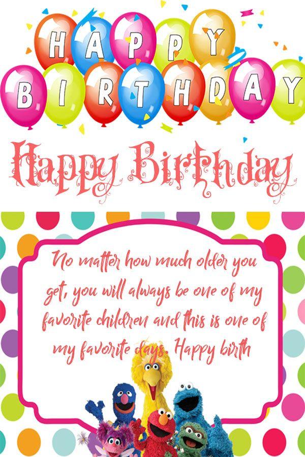Fantastic Best Happy Birthday Card For Your Favorite Children Best Wishes Funny Birthday Cards Online Alyptdamsfinfo