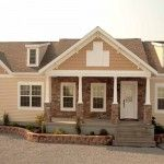 Pictures of Remodeled Exterior Mobile Homes