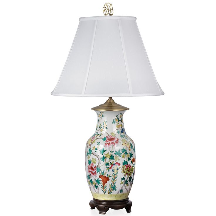 31 best Chinese lamps images on Pinterest | Chinese lamps, Table ...