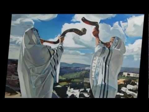YOM TERUAH (Blow the Shofar!) FEAST of TRUMPETS SONG by miYah