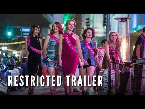 Rough Night Red Band Trailer - Movie-Blogger.com