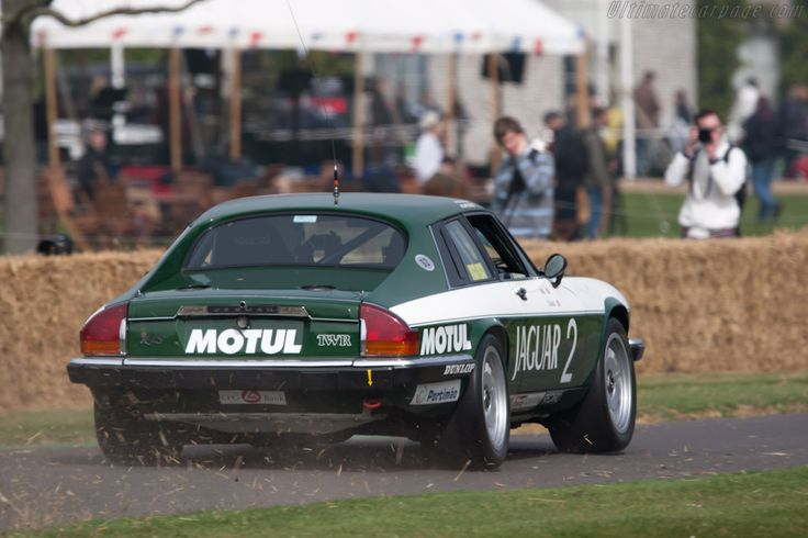 Jaguar TWR XJS