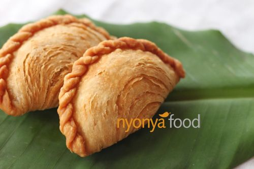 Spiral Curry Puff Recipe Ingredients: Filling Ingredients 1kg chicken meat, diced 1kg potatoes, diced 500g