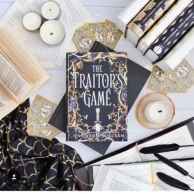 Do You Like Ya Fantasy Books If So You Must Check Out The Traitors Game By Jennifer Nielsen You Can Learn More Unique Book Ya Fantasy Books Fantasy Books