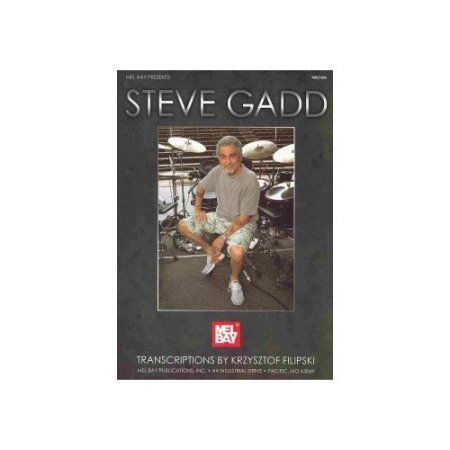 Mel Bay Presents Steve Gadd