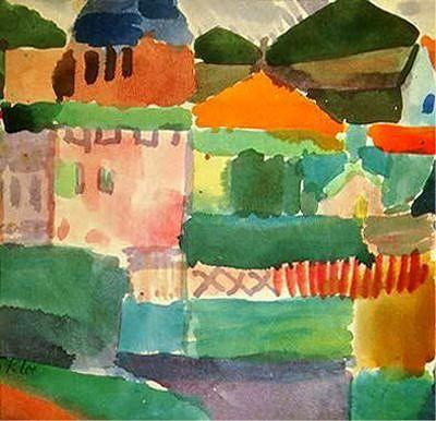 Paul Klee 1914                                                                                                                                                                                 Más