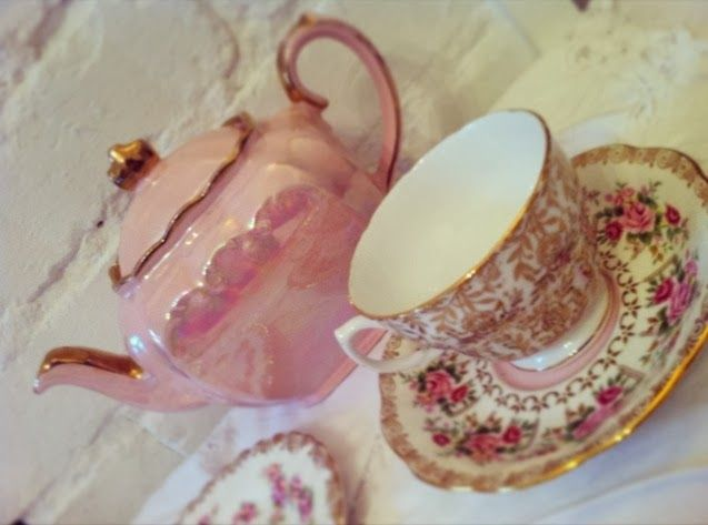 we love pink here at Fancy Vintage x