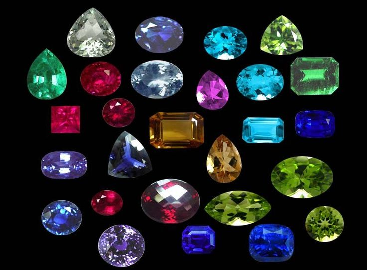 What is your favorite gemstone other than Diamond? Is it one of the more common ones like Emerald or Ruby? Or something a little more unique like Drusy or Sunstone? We would love to hear what your favorite is!